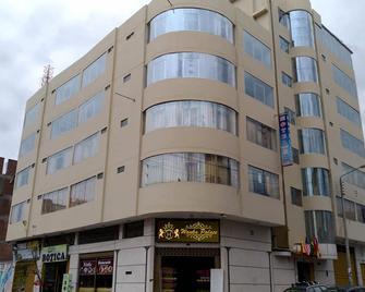 Hotel Wanka Palace - Huancayo - Building