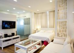 Haifa Luxury Boutique Apartments - Haifa - Soverom