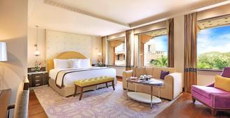 Itc Maratha Mumbai, A Luxury Collection Hotel, Mumbai - Mumbai - Bedroom