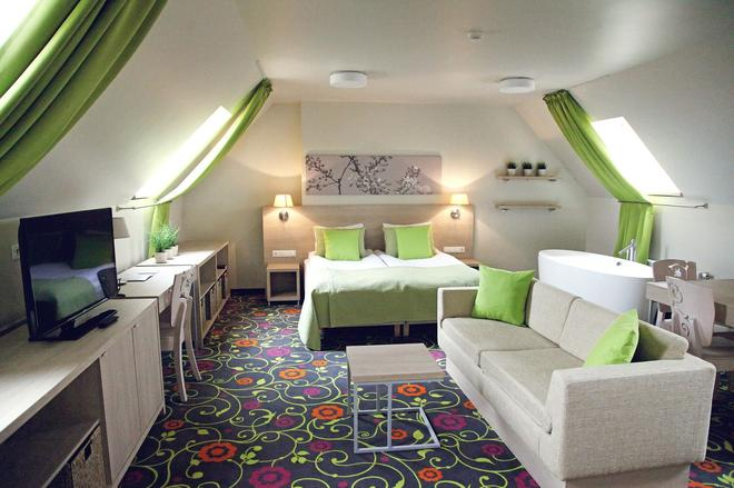 City Hotels Rūdninkai - Vilnius - Bedroom