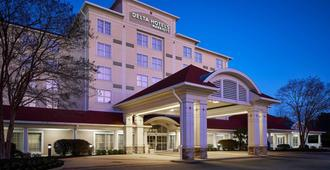 Delta Hotels by Marriott Norfolk Airport - Norfolk - Building