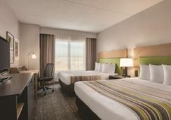 Country Inn & Suites by Radisson Newark Airport,NJ - Elizabeth - Bedroom