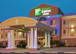 Holiday Inn Express & Suites Alexandria - Alexandrië - Gebouw