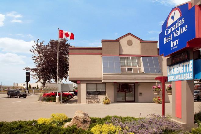 Canadas Best Value Inn Toronto - Toronto - Gebäude