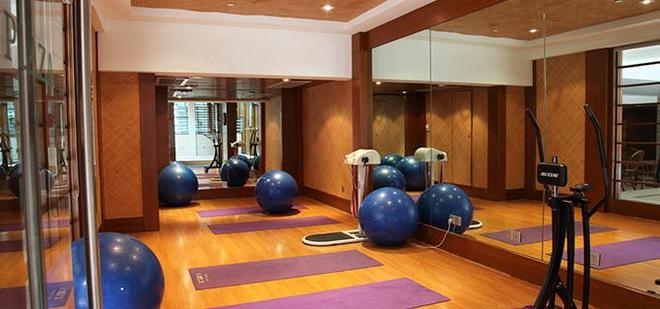 Majesty Plaza Shanghai - Shanghai - Gym