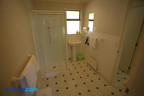 Catlins Area Motel - Owaka - Bathroom