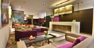 Arc Recoleta Boutique Hotel & Spa - בואנוס איירס - טרקלין