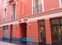 Hotel De France - Monaco - Rakennus