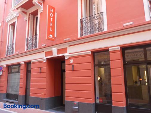 Hotel De France - Μονακό - Κτίριο