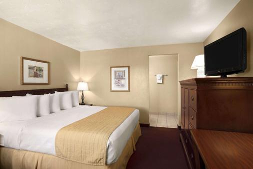 Days Inn by Wyndham, Montrose - Montrose - Bedroom