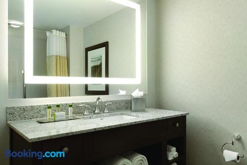 波士頓港灣希爾頓逸林俱樂部酒店 - 波士頓 - 波士頓 - 浴室