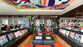 citizenM London Shoreditch - London - Lounge