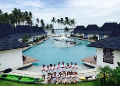 Siargao Bleu Resort And Spa - General Luna - Pool
