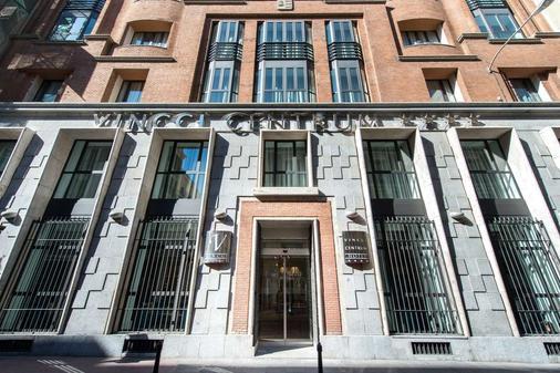 Vincci Centrum - Madrid - Toà nhà