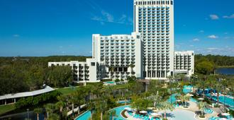 Hilton Orlando Buena Vista Palace Disney Springs Area - Lake Buena Vista - Κτίριο