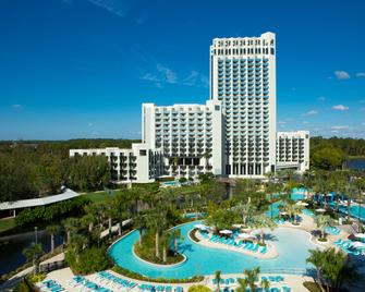 Hilton Orlando Buena Vista Palace Disney Springs Area - Lake Buena Vista - Building