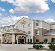 Comfort Inn & Suites Lawrence - University Area