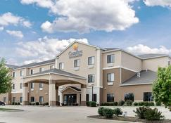 Comfort Inn & Suites Lawrence - University Area - Lawrence - Rakennus