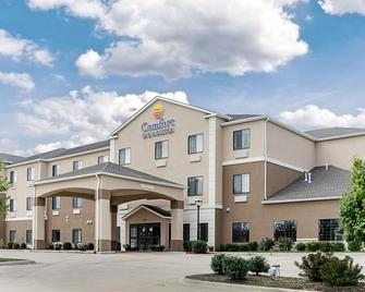 Comfort Inn & Suites Lawrence - University Area - Lawrence - Building