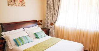 Baraka Guesthouse - Ciudad del Cabo - Habitación