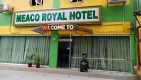 Meaco Hotel Royal - Tayuman - Manila - Edificio