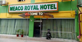 Meaco Hotel Royal - Tayuman - Manila - Building