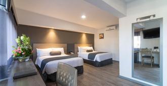 Hotel Malibu - Guadalajara - Phòng ngủ