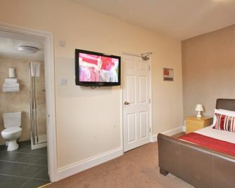Central Hotel Cheltenham by Roomsbooked - Cheltenham - Bedroom
