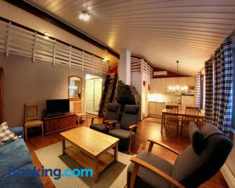 Polar Star Apartments - Sirkka - Living room