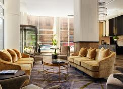 貝爾法斯特大中央飯店 - 貝爾法斯特 - 休閒室