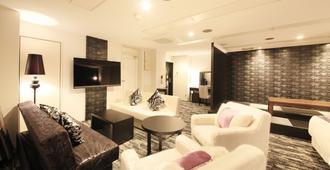 Centurion Hotel Villa Suite Fukui - Fukui - Stue