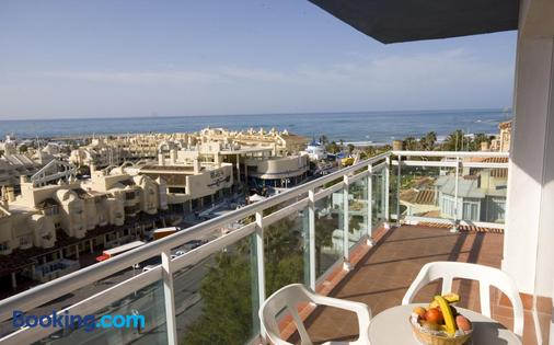 帕爾馬索酒店 - 班那馬德那 - 貝納爾馬德納 - 陽台
