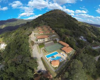 Refúgio do Saci Hotel - Atibaia - Building