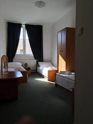 Hotel Arko - Prague - Bedroom