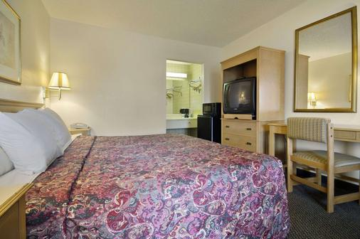 Days Inn & Suites by Wyndham Mobile - Mobile - Bedroom