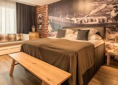 Original Sokos Hotel Valjus - Kajaani - Schlafzimmer
