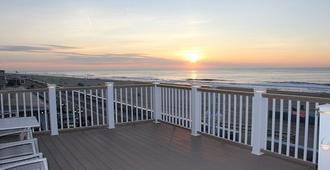 Safari Motel Boardwalk - Ocean City - Μπαλκόνι