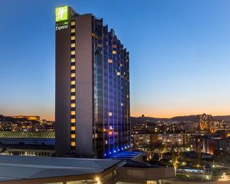 RH Hotel Pretoria - Pretoria - Gebouw