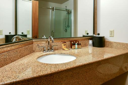 Best Western Plus Bellingham Airport Hotel - Bellingham - Bathroom