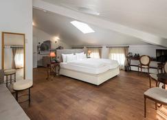 Boutiquehotel La Tureta - Bellinzona - Camera da letto
