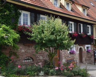 Gutshof-Hotel Waldknechtshof - Baiersbronn - Gebäude