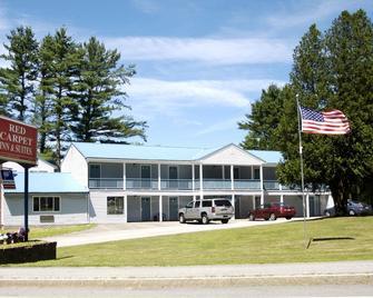 Red Carpet Inn & Suites - Plymouth - Gebäude