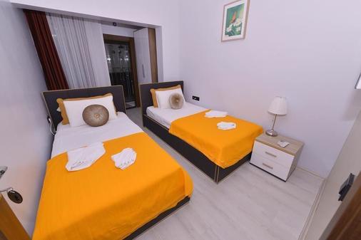 Oliva Hotel - Istanbul - Schlafzimmer