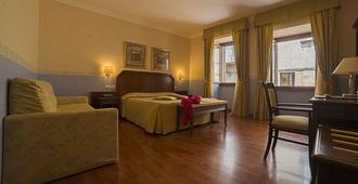 Hotel Filippeschi - אורבייטו - חדר שינה