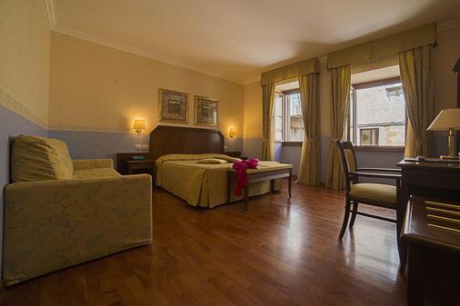 Albergo Filippeschi - Orvieto - Bedroom