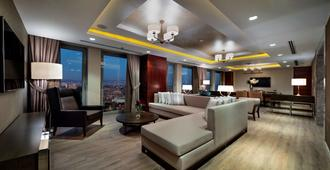 DoubleTree by Hilton Istanbul Topkapi - Istanbul - Lounge