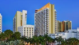 Royal Palm South Beach Miami, A Tribute Portfolio Resort - Miami Beach - Bygning