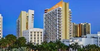 Royal Palm South Beach Miami, A Tribute Portfolio Resort - Miami Beach - Bygning