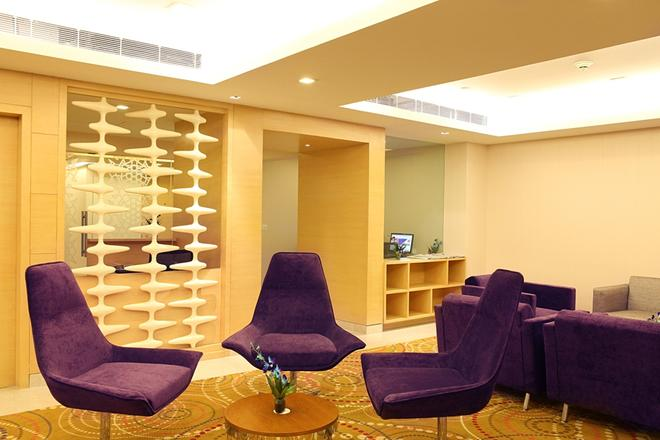 The Metropolitan Hotel and Spa New Delhi - New Delhi - Lounge