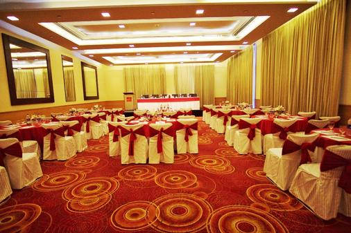 The Metropolitan Hotel and Spa New Delhi - New Delhi - Banquet hall